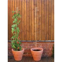 Twister - utdragbart växtstöd 3-pack, Twister växtstöd för klängande och klättrande växter