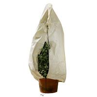 Plant Jacket växtskydd för övervintring i rabatt eller kruka.