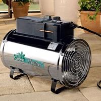 Värmefläkt Phoenix heater, Värmefläkt för växthus och uterum