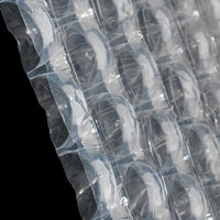 Växttält Igloo med 3-lags-bubbelplast