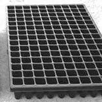Pluggbrätte med 150 celler-Pluggbrätte med 150 celler för frösådd och sticklingar
