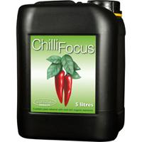 Chilli Focus Chili- och paprikanäring 5 Liter-Näring för chili och paprika