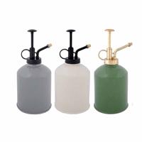 Sprayflaska för växter, vit, stor, vaxtsprayflaska zinc