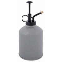 Sprayflaska för växter, grå, stor-Stor blomsterspray, grå