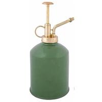 Sprayflaska för växter, grön, stor-Stor blomsterspray, grön