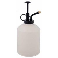 Sprayflaska för växter, vit, stor, Stor blomsterspray, vit