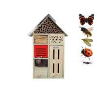 Stort insektshotell-Stort insektshotell - insektsholk