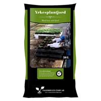 Yrkesplantjord, 50 L-Yrkesplantjord från Fagerhults Torv, 50 liter