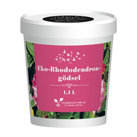 Eko-Rhodogödsel 1,1 L, Ekologiskt rhododendrongödsel 1,1 liter