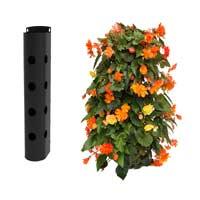 Blomstertorn Flower Tower, vägg-Blomstertorn Flower Tower väggmodell