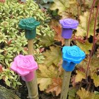 Blommiga skyddstoppar för blompinnar-Skyddstopp för blompinnar