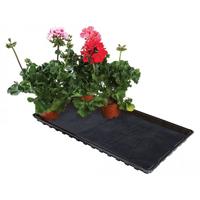 Enkel underbevattningsbricka med matta-Bevattningsbricka med underbevattningsmatta