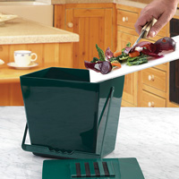 Compost Caddy - Mini 5 liter,