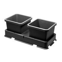 Easy 2 Grow Kit - utbyggnadsmodul-Easy-2-grow-kit automatbevattningssystem ebb-och-flod