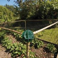 Flexible Cane - Hörn till odlingsbur,