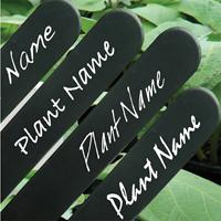 Märkpenna för plantetiketter