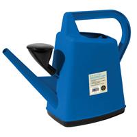 Vattenkanna med stril 10L, blå-Blå vattenkanna 10L