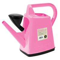 Vattenkanna med stril 5L, rosa-Rosa vattenkanna 5L