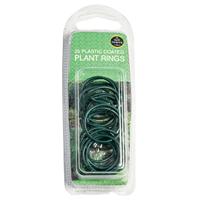 Ringar för att stödja upp växter