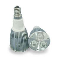 LED-lampa Growspot 7W E14-sockel röd/blå-Växtlampa led 7watt med E14 sockel röd/blå
