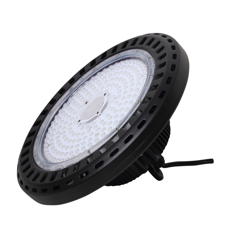 Växtlampa High Bay LED ECO GROW 160 Watt, dioder.