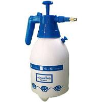 Tryckspruta Aquaking 2 Liter-Sprayflaska med tryck för trädgården