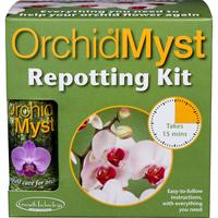 Orkidé Omplanteringskit-Omplanteringskit för orkidéer