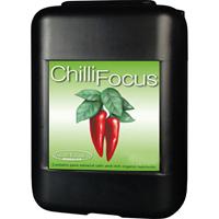Chilli Focus Chili- och paprikanäring 20 Liter-Näring för chili och paprika