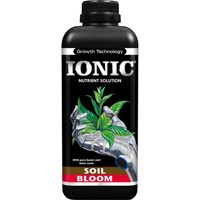 IONIC Soil Bloom, 1L-IONIC Soil Bloom, 1 liter