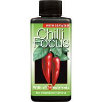 Chilli Focus, Chili- och paprikanäring, 100ml-specialnäring till chili, paprika, annuum