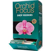 Orkidenäring, Orchid Focus Drip Feeder-Orkidenäring i droppform med rena, lösliga mineralsalter