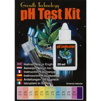 pH-testkit (flytande), 20 ml-pH-testkit för hydrokultur