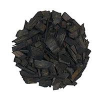 Oxidsvart dekorflis-Dekorflis för trädgården Oxidsvart