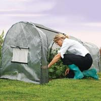 Polyetenskydd till bågväxthus Grower, Polyetenskydd för bågväxthus Grower