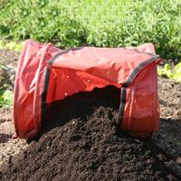 Kompostbehållare - rullkompost RollMix composter-Kompostbehållare RollMix Composter