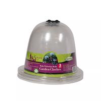 Baby Victorian Bell odlingsklocka - 3-pack, Odlingsklocka med ventilation Baby Victorian Bell