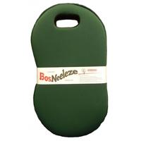 Knädyna BosNeeleze, grön-Knädyna för trädgårdsarbete i minnesskum, Grön