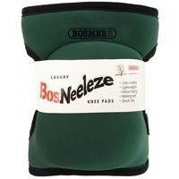 Knäskydd BosNeeleze, grön-Knäsydd i memoryfoam för trägårdsarbete, Grön