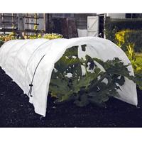 Odlingstunnel Easy Fleece Tunnel-Odlingstunnel med fiberduk för odling av grönsaker