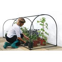 Bågväxthus Grower, Odlingsväxthus för förodling och skydd
