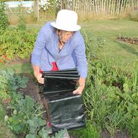 Trädgårdsgång EasyPath, Ihopfällbar odlingsgång