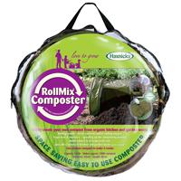 Kompostbehållare - rullkompost RollMix composter, Grön, Rullkompost Rollmix Composter