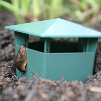 Snigelfälla, SlugBuster, 2-pack-Snigelfälla för mördarsnigel Slug Buster