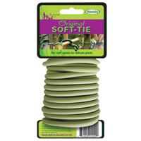 Original Soft-Tie Green-Uppbindning av växter