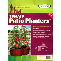 Tomato Patio Planter, 2-pack,