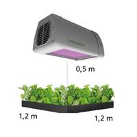LX601-G - LED växtbelysning-Professionell led växtbelysning LX60