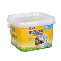Droppbevattningsset till 4 mm slang-Komplett bevattningsset till växthus och terrass.