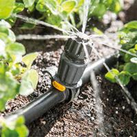 Droppmunstycke Universal till 13mm slangar, 10-pack-Tillbehör till trädgårdsbevattning.
