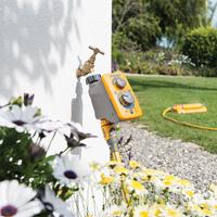 Bevattningskontroll Sensor Plus-Elektronisk bevattningskontroll med sensor.