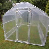 Odlingsväxthus extradörr till 4-metersgavel-Extradörr till odlingsväxthus